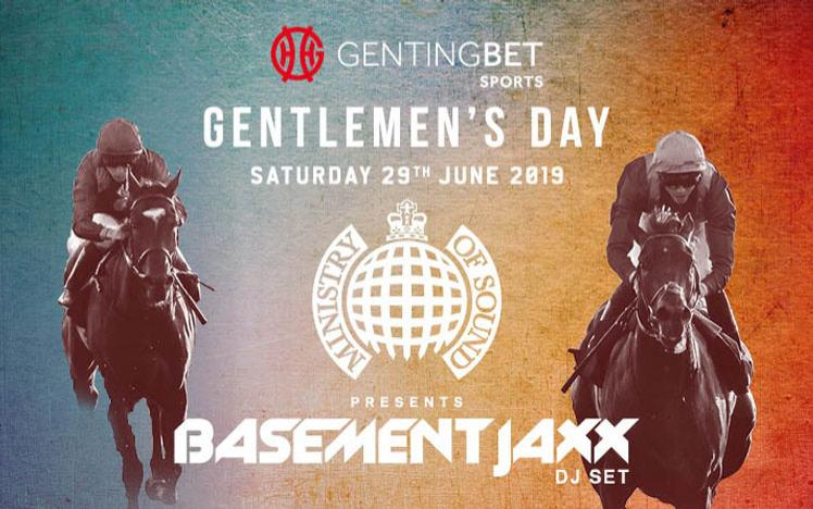 Gentleman's day promo poster
