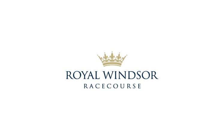 Royal Windsor Racecourse logo on a white background.